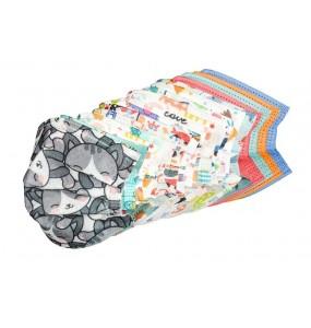 Tek Kullanımlık Çocuk Maskesi 50li paket