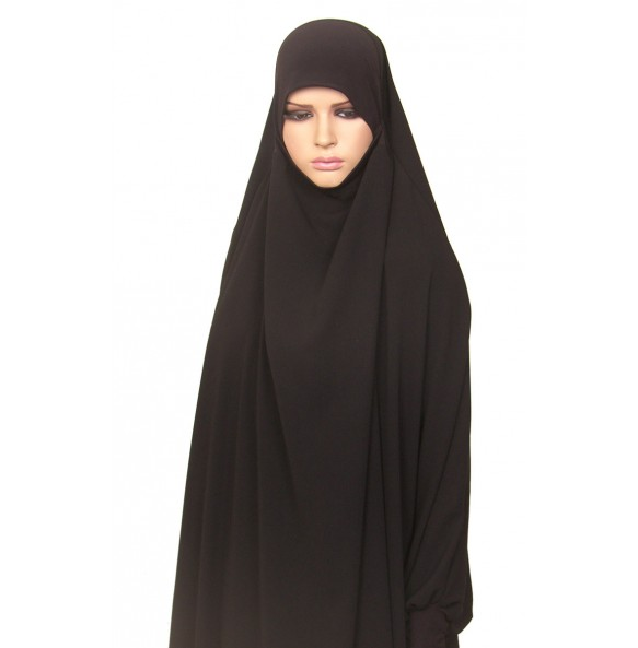 AFFE Afgan Cilbabı - Krep Kumaş