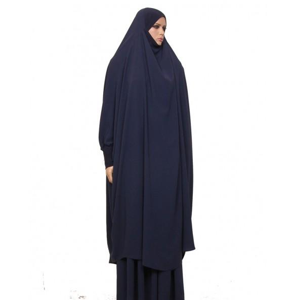 Affe Afgan Cilbabı - Lacivert